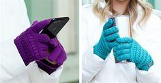 Popular CC Smart Phone Finger Gloves | Jane