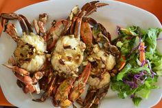 Grilled Crab - Danita Delimont/Getty Images