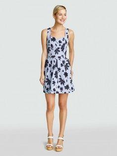 ceb414a1413 Floral Seersucker Sweetheart Dress by Draper James Draper James