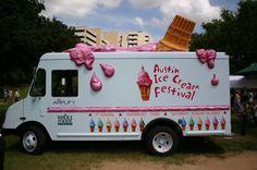 themed ice cream trucks - Google Search