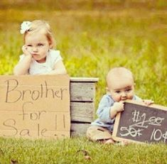 Brother For Sale cute babies adorable sister instagram brother instagram pictures instagram graphics instagram quotes for sale