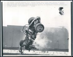 Vintage Sprint Car Crashes | Features VINTAGE SPRINT CAR PIC THREAD, 1965 and older only please.