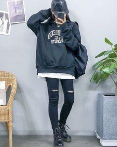 Asian fashion, korea fashion, ulzzang fashion, korean fashion tomboy, k Korean Girl Fashion, Korean Fashion Trends, Korean Street Fashion, Ulzzang Fashion, Korea Fashion, Kids Fashion, Female Street Fashion, Fashion Fashion, Korean Fashion School