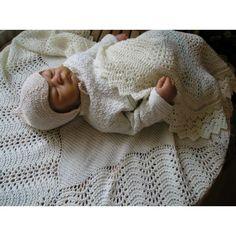 Mary´s svøb til lilleprinsen November Baby, Baby Barn, Crochet For Beginners Blanket, Designer Baby, Jack Wills, Knitting For Kids, Drops Design, Baby Sewing, Bassinet