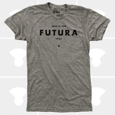 This is the Futura - The shirt Mike wore for his interview.
