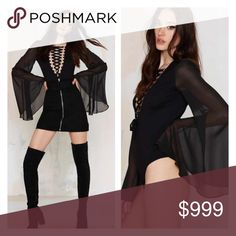 Coming today! Nasty Gal bodysuit Please like this listing to be notified via price drop when it becomes available for purchase.    🚫Current listed price is not what this will be listed at. 🚫 Nasty Gal Pants Jumpsuits & Rompers