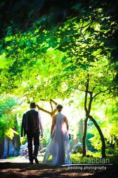 Wedding: Step towards the light