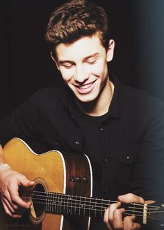 One of my favourite things is when people give genuine smiles! His smile is the best