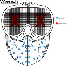 How To Build Wrench S Mask