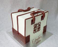 Estrade's cakes: tarta bolso de Loewe
