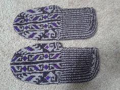 Slippers with Azeri pattern Islimi