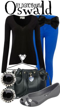 Oswald the lucky rabbit by Disney Boun  Fashion Disney Outfits