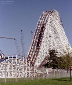 American Eagle - Six Flags Great America (Gurnee, Illinois, USA)