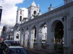 San Francisco Basilica, Sucre, Bolivia