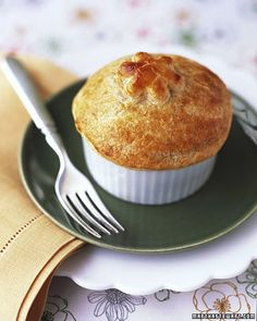 A mini pot pie is the ultimate home-style appetizer