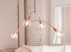 Yes, You Can Buy a Really Great, Modern Chandelier for Under $200 — Cheap Thrills
