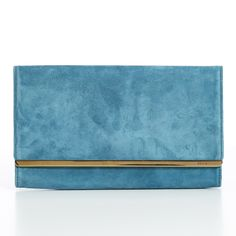 Pucci turquoise clutch. Westwing Selection. | Vestiaire Collective