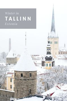 Lithuania Travel, Estonia Travel, Places To Travel, Travel Destinations, Medieval Houses, Winter Things, Christmas Markets, City Break, Town Hall
