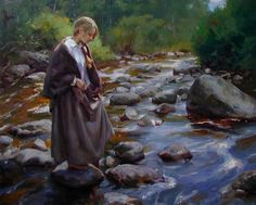 Stepping Stones by @Michael Malm