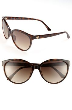 MICHAEL Michael Kors Cat's Eye Sunglasses available at #Nordstrom