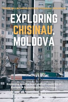 Places Around The World, Travel Around The World, Beautiful Places To Visit, Amazing Places, We The Best, Moldova, Travelogue, Eastern Europe, World Traveler