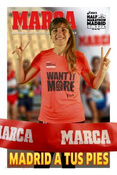 Half Marathon Madrid 2016