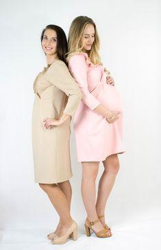 1f28413ac5 Elegancka sukienka w kolorze różowym. Idealna zarówno na szczególne okazje