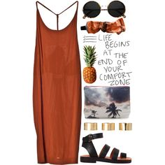 """Pina Colada"" by tania-maria on Polyvore"