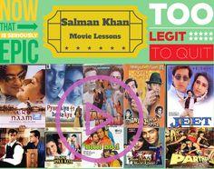 11 Lessons Salman Khan Movies have taught us  #SalmanKhan