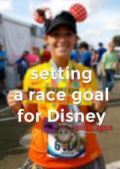 Disney Marathon weekend is almost here! You've been training for time, or, for the miles… and although your race weekend is less than six days away, it's not too late to set a goa…