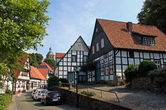 Tecklenburg, Kreis Steinfurt- One of my favourite places. Osnabrücker Land, Life Is Good, Beautiful Places, Youth, Germany, Cabin, Mansions, Country, House Styles