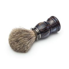 Artisan Premium Badger Shaving Brush Kits from Craft Supplies USA --- This features genuine high-grade badger hair for a comfortable lather every time. #woodturning #project #woodturnerscatalog