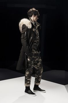 Balmain Fall 2014 Menswear - Collection - Gallery - Style.com