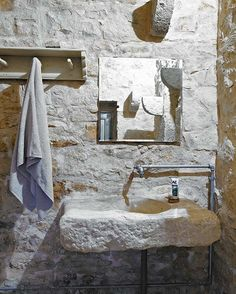 Wonderful Stone Bathroom Designs Ideas For The House - 50 wonderful stone bathroom designs