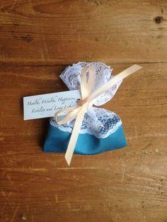 Lace Favor Bag Italian Wedding Favors Jewelry By Theweddingbirds Birds Etsy Pinterest Jordan Almonds And