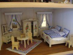 Kinderzimmer im Puppenhaus