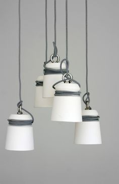 Cable Lamp: Remodelista