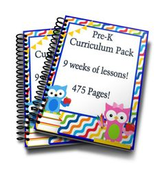 Pre-K Curriculum Pack. Everything you need to teach pre-k at home! # pre k at home activities Preschool Curriculum: Everything they need to know before Kindergarten! Pre K Lesson Plans, Preschool Lesson Plans, Preschool At Home, Movement Preschool, Free Preschool, Preschool Ideas, Preschool Crafts, Before Kindergarten, Preschool Kindergarten
