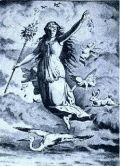 Easter, the goddess of fertility was celebrated long before Jesus was born.