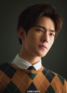 Yang Yang on Check it out! Handsome Actors, Handsome Boys, Asian Actors, Korean Actors, Yang Yang Zheng Shuang, Jing Boran, Yang Chinese, Yang Yang Actor, Chines Drama