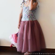Le tuto de la robe de danseuse... ou de princesse!