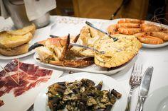 Pata Negra, Gooseneck Barnacles, Crab, and Shrimp at Cervejaria Ramiro   Photo Credit: Find. Eat. Drink.