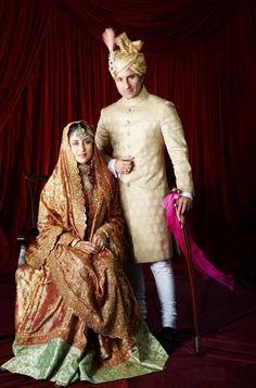 10 ways to dress like a Bollywood Groom | Groom | WeddingSutra.com