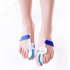 Big Toe Straightener Bunion Hallux Valgus Corrector Night Splint Foot Pain Relief Feet Care with Retail Box