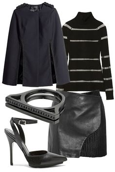 Eclectic Jewelry and Fashion: The Perfect Cape?