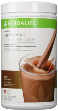 Herbalife Formula 1 Nutritional Shake Mix meal replacement shakes reviews