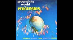 Around the World in Percussion - Irv Cottler