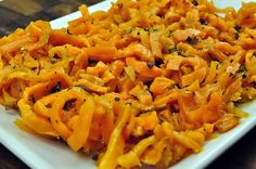 Sage Sweet Potato Noodles