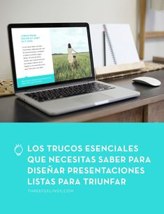 Trucos esenciales para diseñar presentaciones