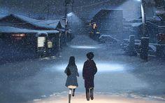 /5 Centimeters Per Second/#162802 - Zerochan | Makoto Shinkai